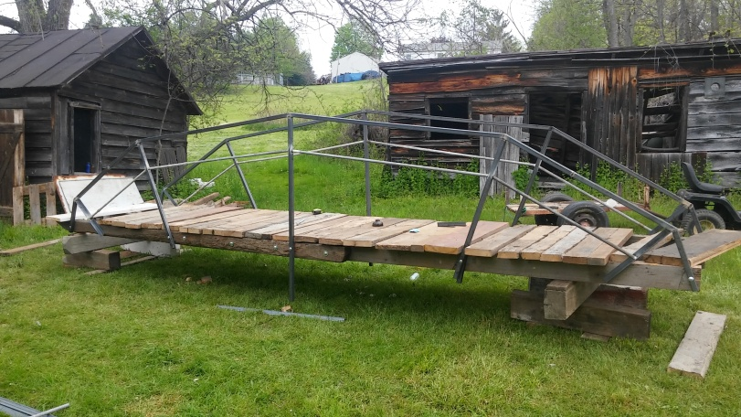 dry-dock
