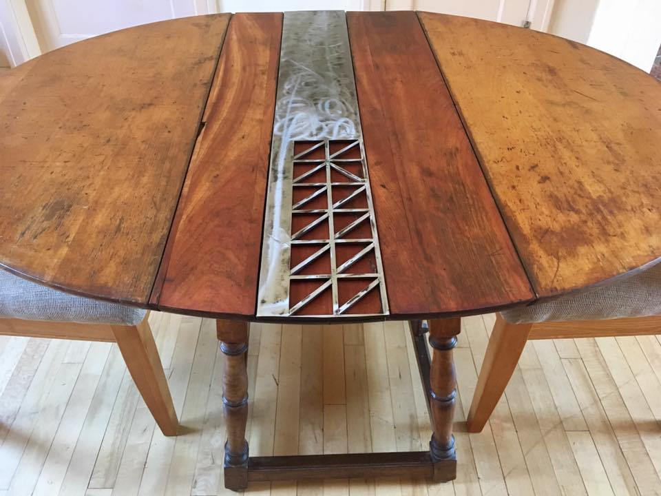 Stickleytable
