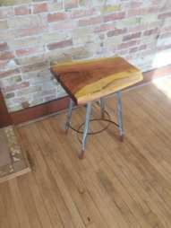 Mesquite Tiny Table